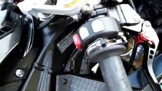 9. wrecked  2013 bmw s1000rr