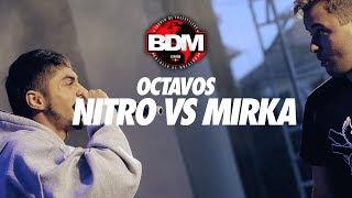 OCTAVOS BDM REGIONAL MURCIA 2017. NITRO VS MIRKA. GANA NITRO. Si quieres ser tú el que mañana este en ese...