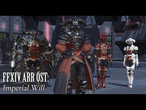 FFXIV OST Garlean Theme ( Imperial Will )