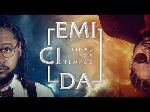 """Emicida critica uso do celular no clipe de """"Final dos Tempos"""""""