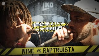 Download Lagu Liga Knock Out / EarBox Apresentam: Wine vs Raptruista (Estado de Alerta) Mp3