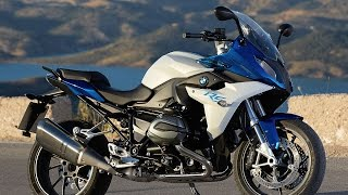 10. 2016 BMW R1200RS Ride, review, and walk around