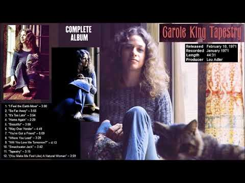 Tapestry - Carole King (complete album)