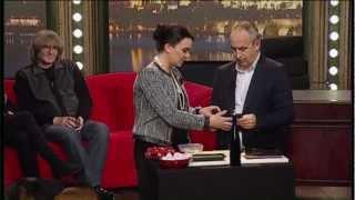 Barbora Rektorová -  Show Jana Krause 7. 12. 2012