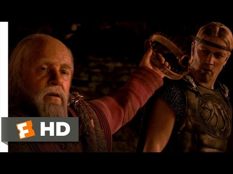 Beowulf (7/10) Movie CLIP - Beowulf Shall Be King (2007) HD