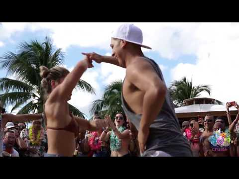 Karen y Ricardo on the Aventura Dance Cruise 2017 - Worlds Largest Latin Dance Cruise