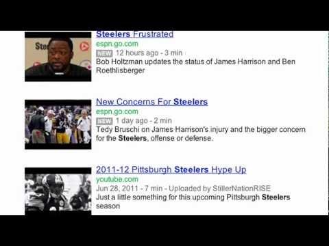 Tutorial: So erhalten Sie ein Video-Thumbnail bei Google