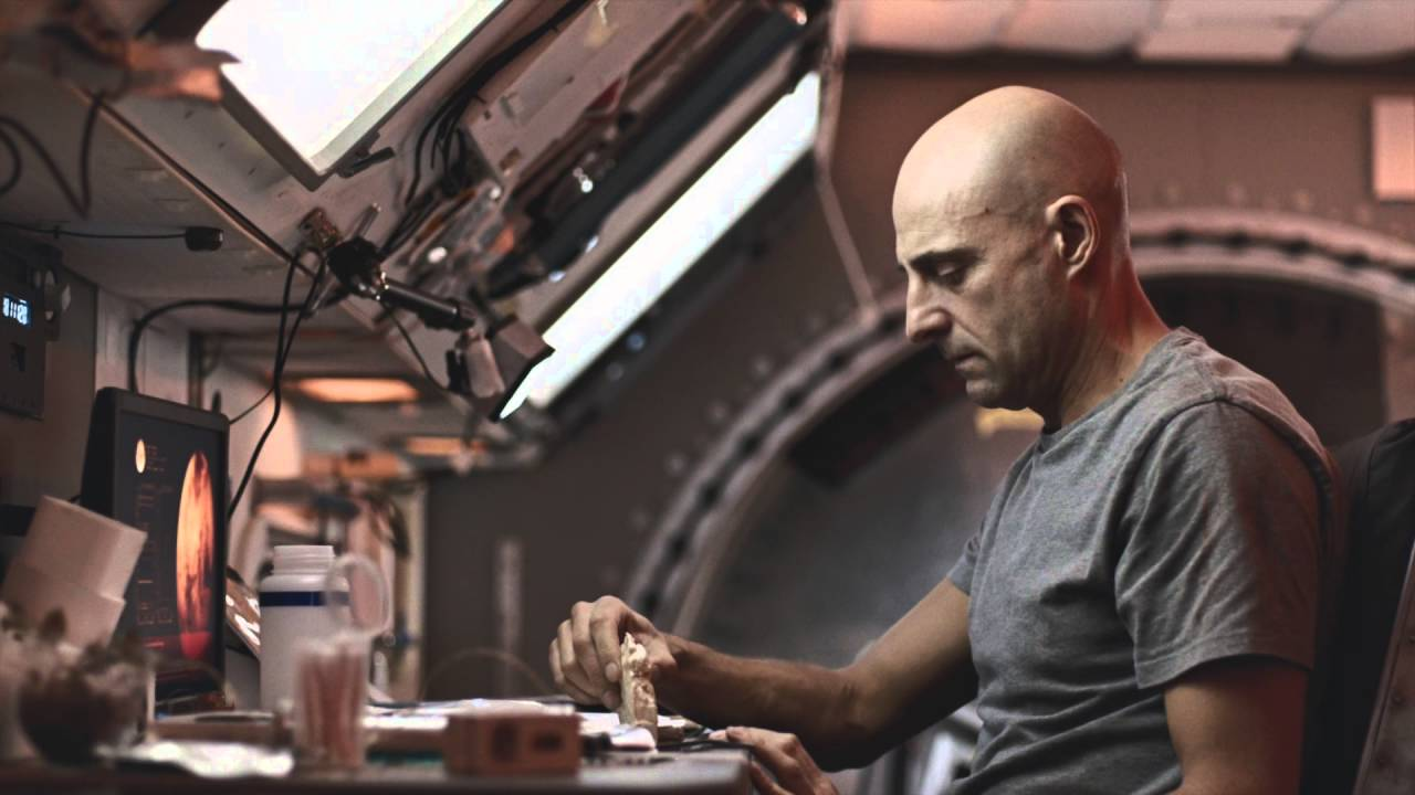 Trailer: Mark Strong is on a Failed Solo Mission to Mars 'Approaching the Unknown' with Luke Wilson & Sanaa Lathan