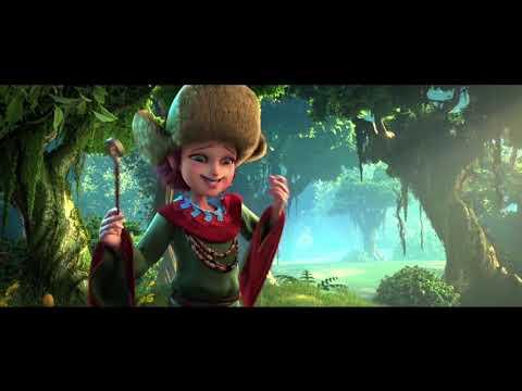 Cinderella & The secret Prince - trailer HD