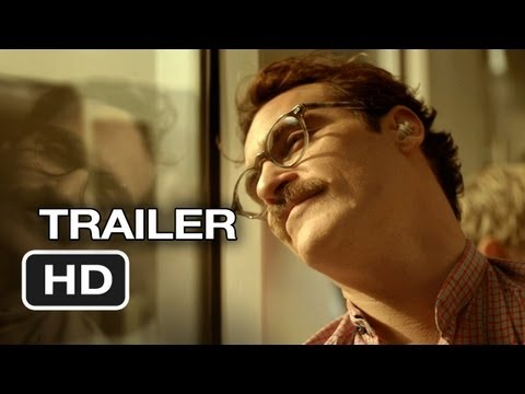 Her Official Trailer #1 (2013) - Joaquin Phoenix, Scarlett Johansson Movie HD