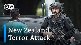Video 49 dead in New Zealand mass shooting | DW News MP3, 3GP, MP4, WEBM, AVI, FLV April 2019