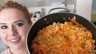 Download Lagu Cómo hacer arroz rojo con medidas exactas? no se bate, no se pega! Mp3