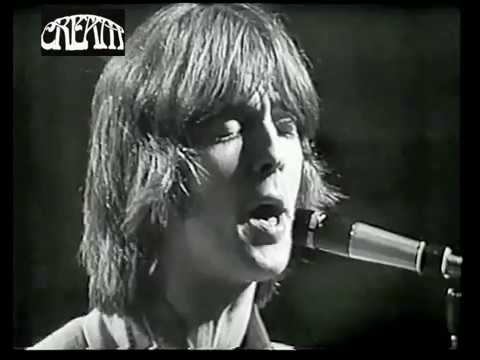 Cream White Room Live 1968 HD (Eric Clapton, Jack Bruce & Ginger Baker)