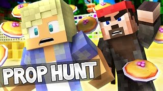 Angry Wizard Hobo | Minecraft Prop Hunt