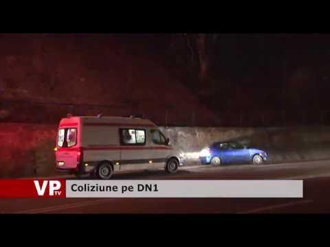 Coliziune pe DN1