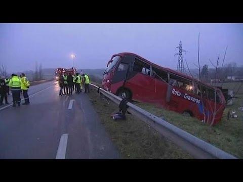 Γαλλία: Νέο δυστύχημα στο «δρόμο του θανάτου»