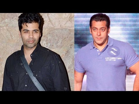 Karan Johar's Funny Response To Question About Sal