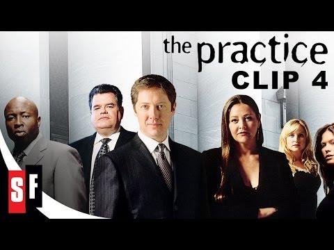 The Practice: The Final Season (1/4) James Spader's Big Speech