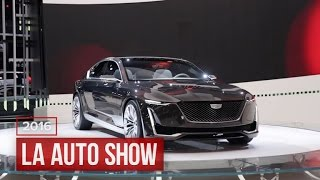 Cadillac showcases Escala concept; we'd rather they get on with building it by Roadshow