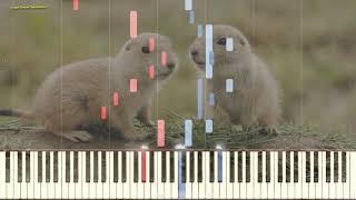 Однажды - Yanni (Ноты и Видеоурок для фортепиано) (piano cover)