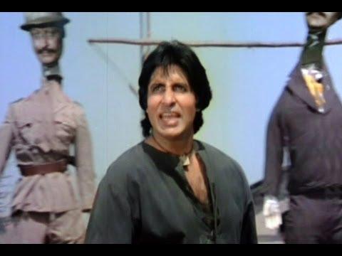 Buri Nazarwale Full Song   Mard   Amitabh Bachchan