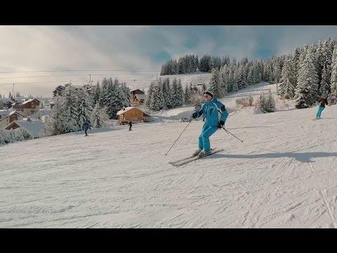 Présentation de la station de ski de Manigod