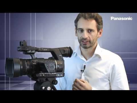Panasonic - Nouvelle HPX250. Panasonic AG-HPX250E : prsentation de la nouvelle camra de poing professionnelle P2HD Panasonic AG-HPX250E. Plus d'infos : www.panasonic-b...