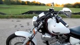 4. Yamaha V-Star 250 3000 Mile Review