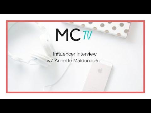 Annette Maldonado Influencer Interview Episode 014!!