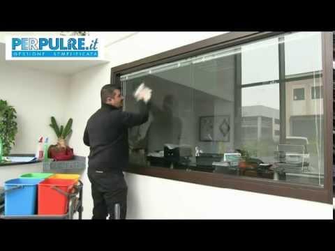 Come togliere le ditate dai vetri? Utilizza il panno microplus!
