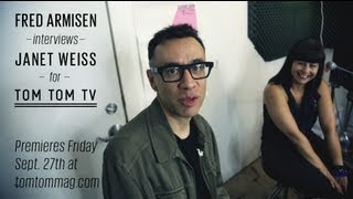 Download Lagu Fred Armisen interviews Janet Weiss for Tom Tom TV Mp3
