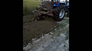 Hanumangarh India  City pictures : automatic trench digger delta trencher hanumangarh Rajasthan india