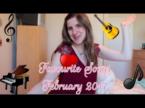 Favourite Songs February 2017 And Almost Dying Thanks To A Spider