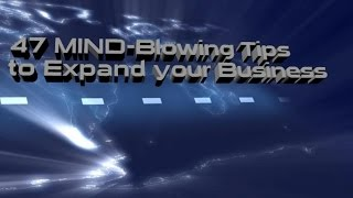 47 Mind Blowing Tips promo