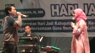 Video Wali - Yank (Live Wali feat Bupati Lebak) HUT Kabupaten Lebak ke-186 Tahun 2014 MP3, 3GP, MP4, WEBM, AVI, FLV November 2018
