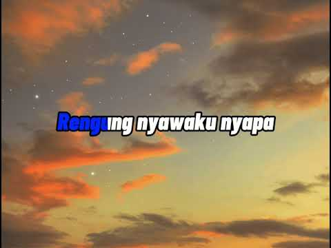 RAWING SHARRIS-GIDAN (KARAOKE)
