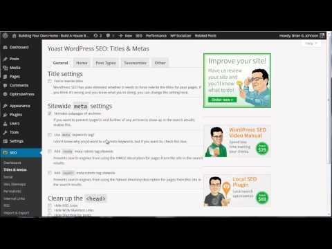 Learn How to To Use Yoast SEO for WordPress Tutorial – MarketingEasyStreet.com