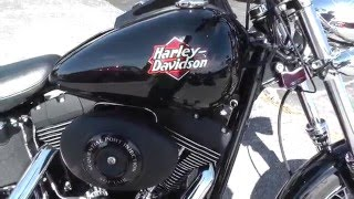 10. 050183 - 2001 Harley Davidson Softail Night Train FXSTBI - Used Motorcycle For Sale