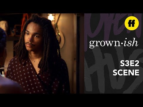 grown-ish Season 3, Episode 2 | Zoey Asks Luca For Advice | Freeform