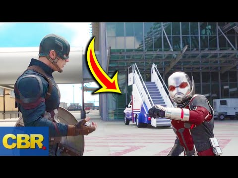 The 20 Most Hilarious Hidden Jokes In The MCU