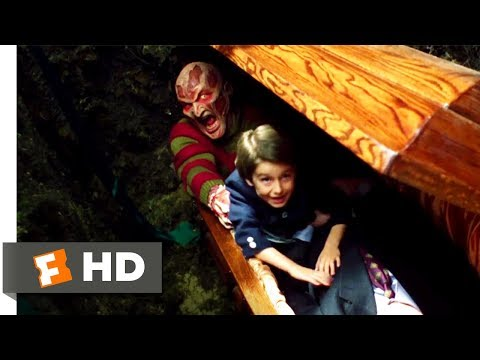 Wes Craven's New Nightmare (1994) - Funeral Nightmare Scene (3/10) | Movieclips