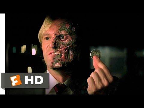 Two Face - The Dark Knight (8/9) Movie CLIP (2008) HD
