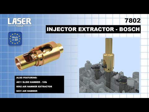 Injector Extractor - Bosch