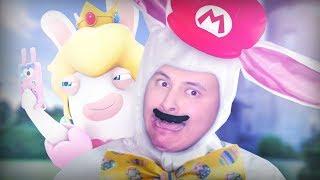 Mario + Rabbids [N7] ماريو الأرنب!