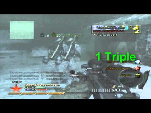 47875333376 - ahort little clip showing 3 triples in about 20 seconds.....sadly none of them were by me :( enjoy TAGS: yt:quality=high Call of Duty Modern Warfare 2 MW2 UP...