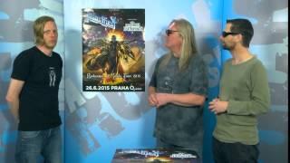 Video Rozhovor se Stevem a Jenny + klip (od páté minuty)