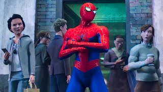 SPIDER-MAN: INTO THE SPIDER-VERSE - First 10 Minutes From The Movie (2018)