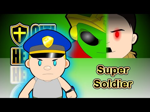 """Citi Heroes EP104 """"Super Soldier"""""""
