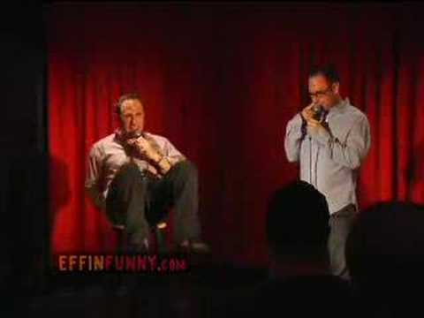 The Sklar Brothers Effinfunny Stand Up - Mind Freaked Abs