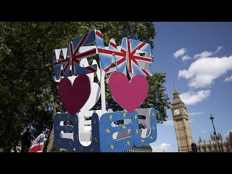 «Λάβετε θέσεις» στην Ευρώπη εν όψει Brexit